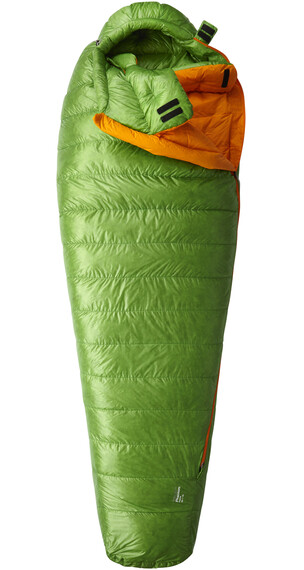 Mountain Hardwear Phantom Flame Sleeping Bag Long Cyber Green